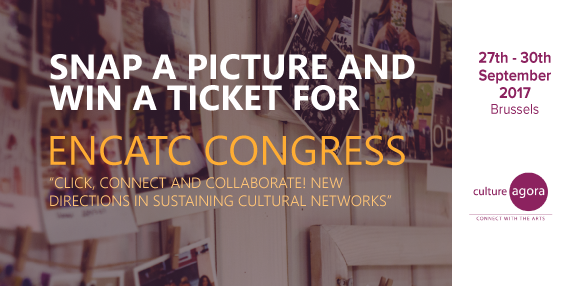 free ticket to ENCATC Congress