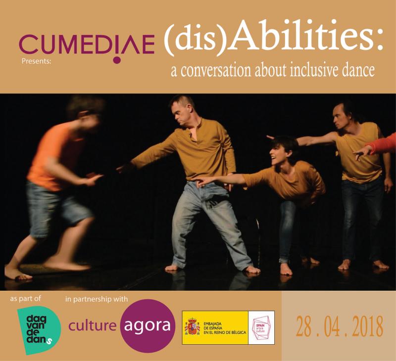 Inclusive dance event