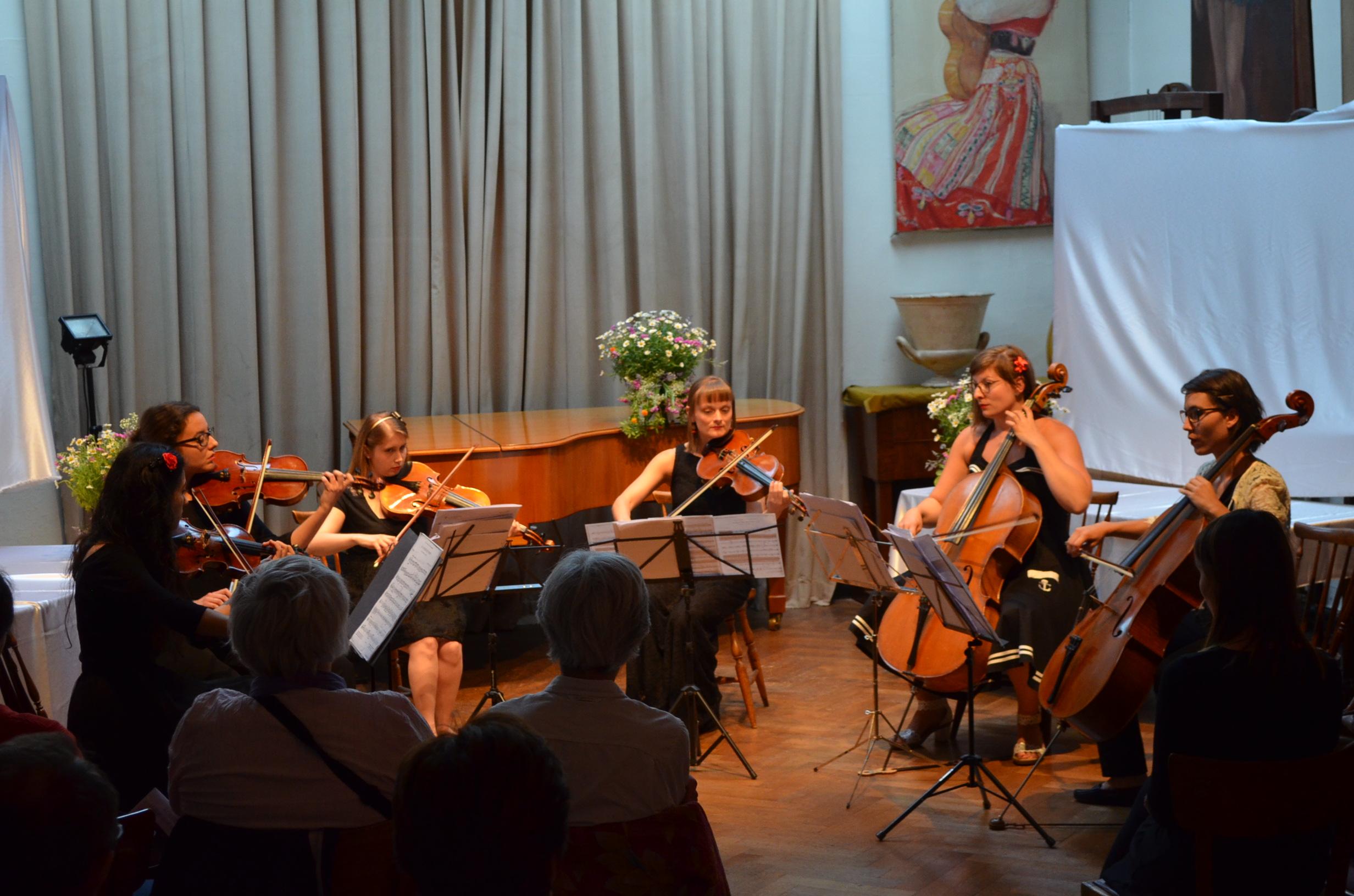 chamber music concert